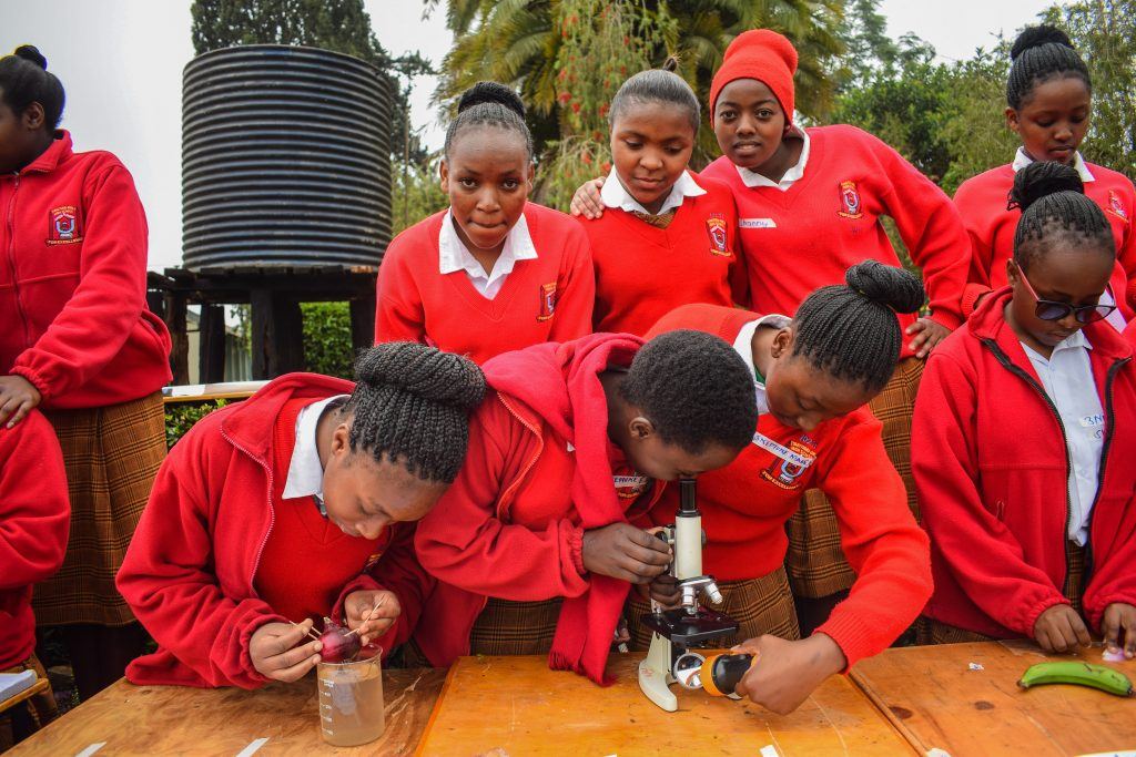 Young Scientists Kenya (YSK) Bootcamp
